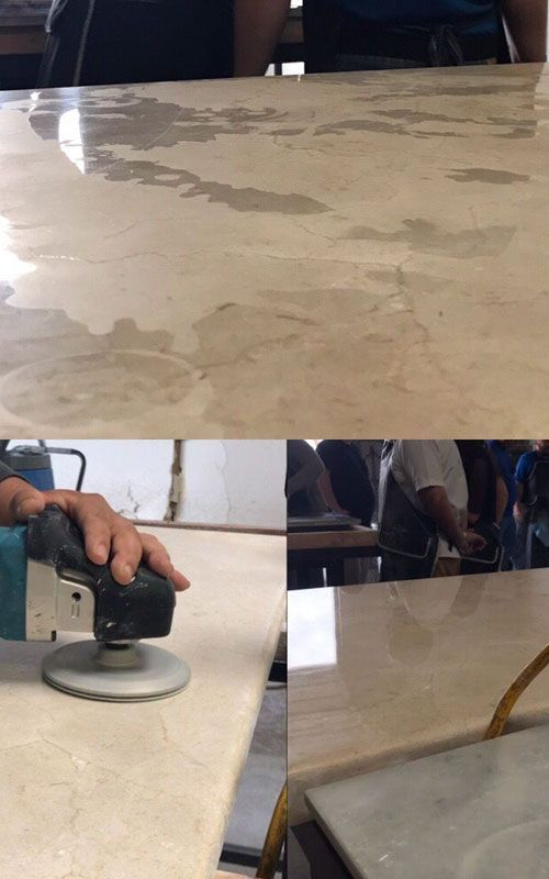 natural stone cleaning and restoration